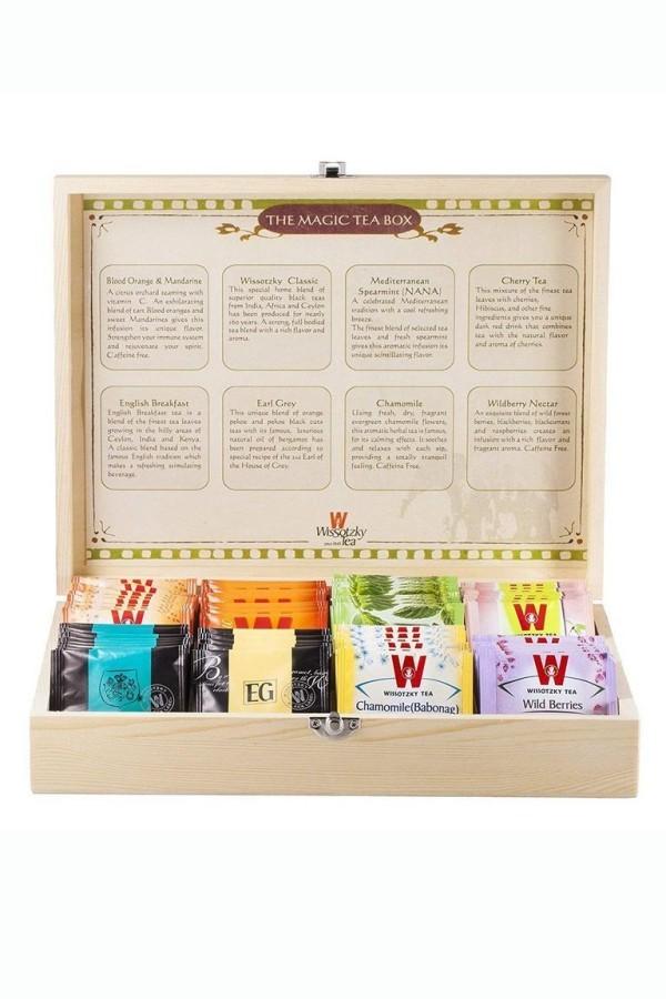 X-mas Geschenkideen aromatische Teesorten als Präsent zu Weihnachten