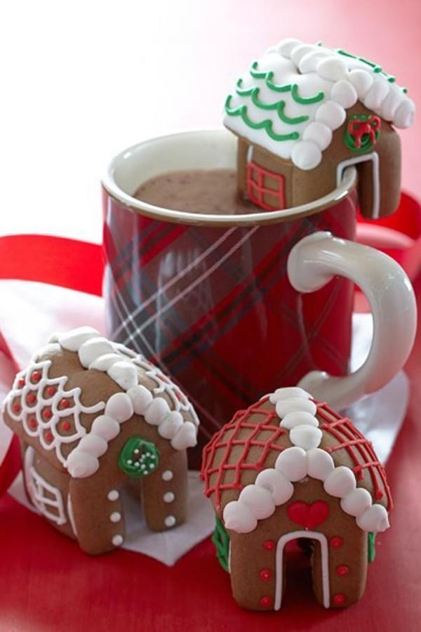 X-mas Geschenkideen heiße Schokolade zu Weihnachten