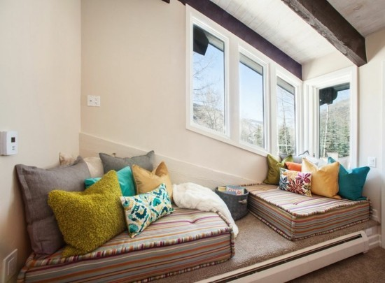 floor cushions louge corner furnish