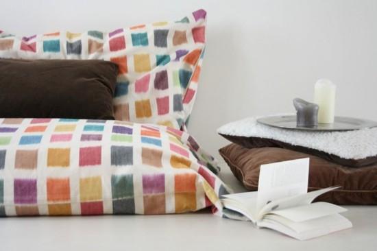 floor cushions modern furnishing ideas living trends
