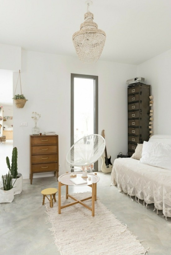 boho scandi elements furnishing ideas