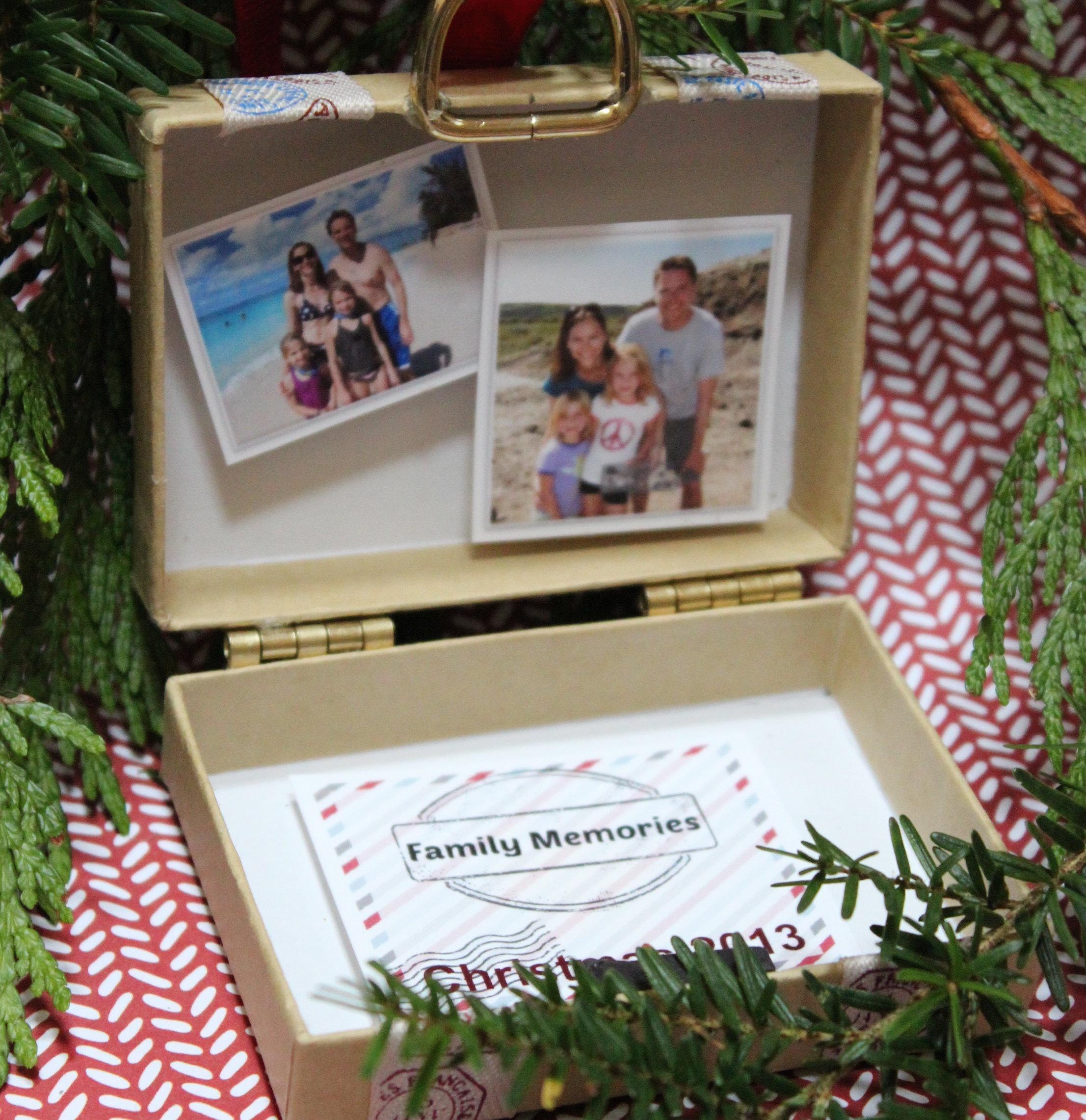 eine tolle box - tolle idee foto geschenke