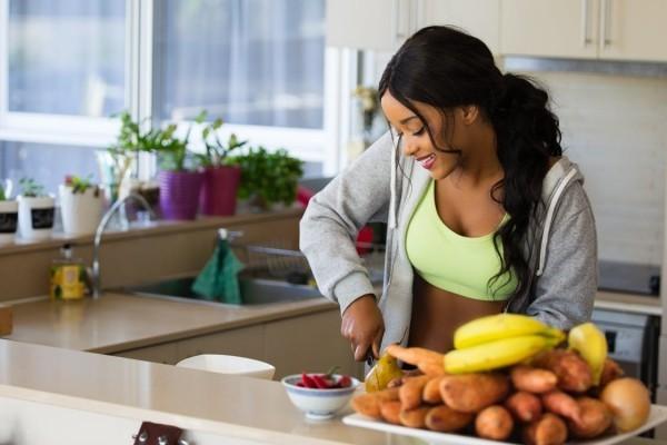 essenszubereitung gesundes essen