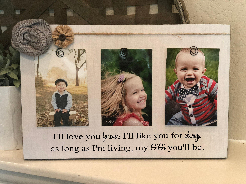 foto geschenke kollage mit den kindern