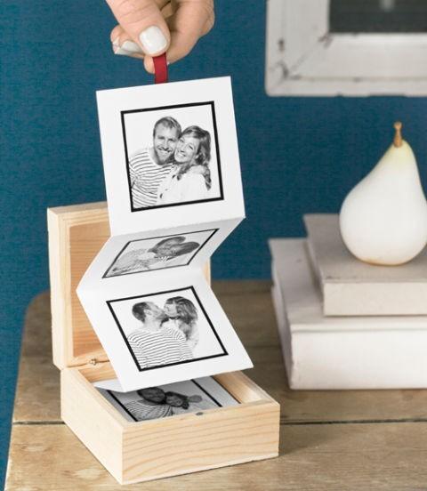 foto geschenke toller familienalbum
