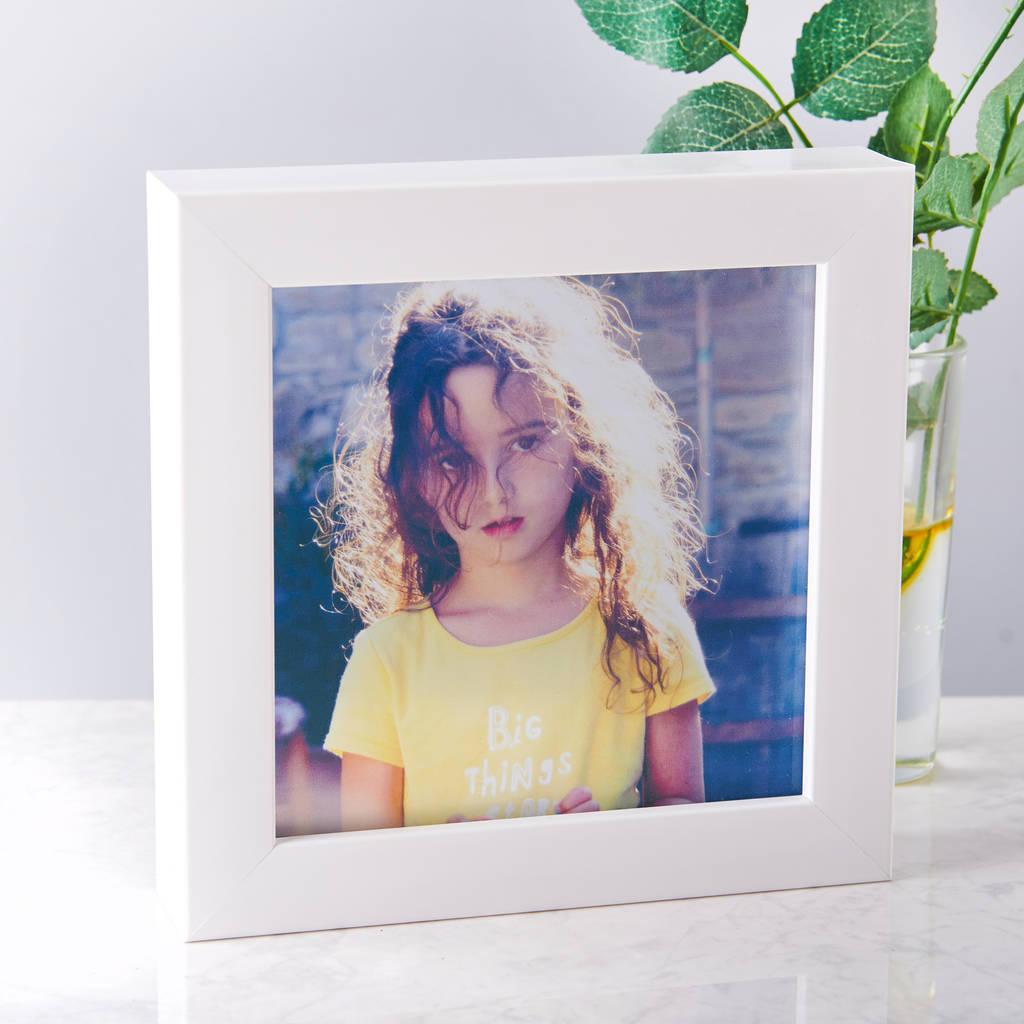 foto geschenke tolles mädchen bild