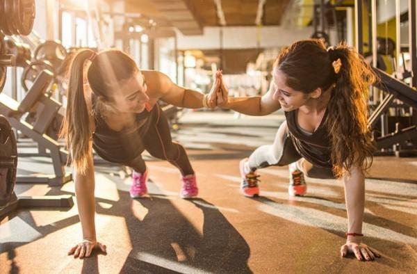 gemeinsam zum sport gesund leben