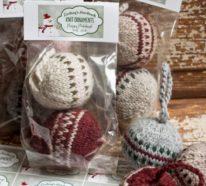 Einfache und lustige DIY Weihnachtsgeschenke gesucht? Hier sind über 50 Ideen!