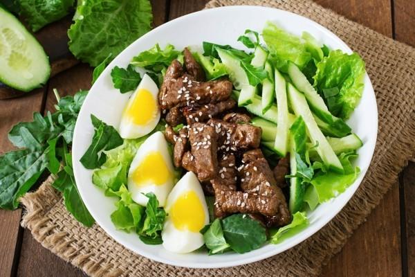 gesundes essen tolle kombination