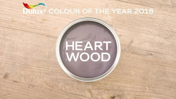 heart wood dulux 2018 wandfarben ideen