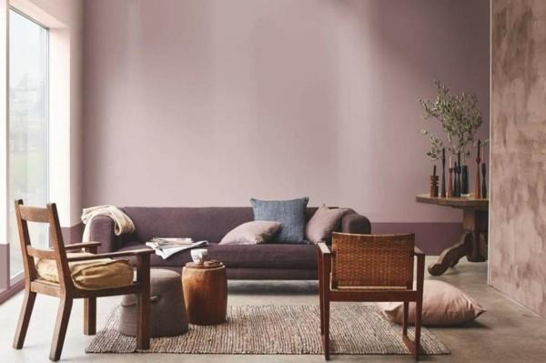 heart wood dulux wandfarben ideen wohnzimmer