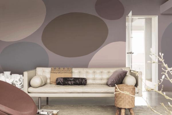 heart wood farbe des jahres 2018 dulux wandfarben ideen