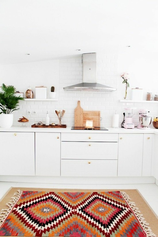 kitchen furnishing ideas scandi boho chic