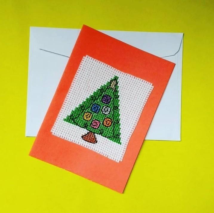 karten fürs fest weihnachtsgeschenke basteln