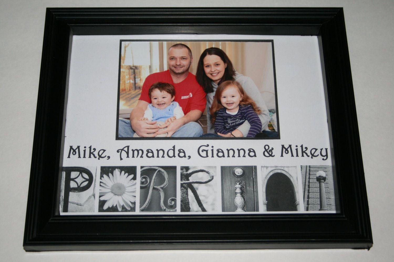 kollage für die familie foto geschenke