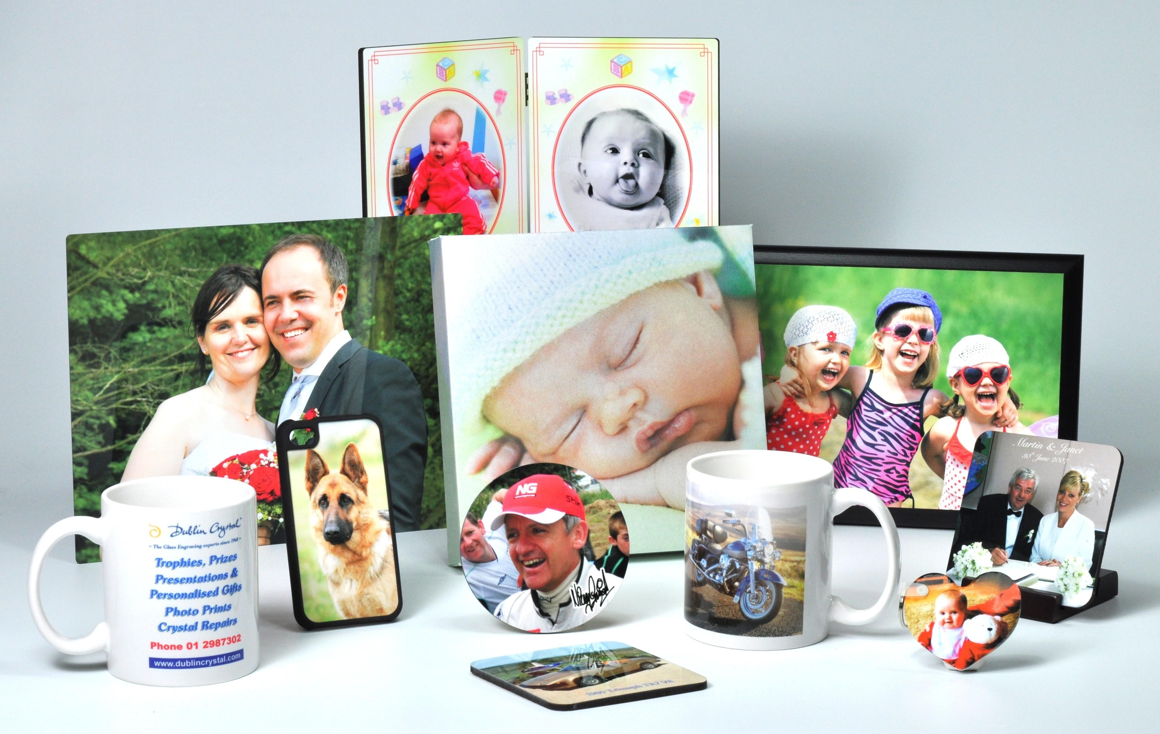 kreative kollektion aus foto geschenken