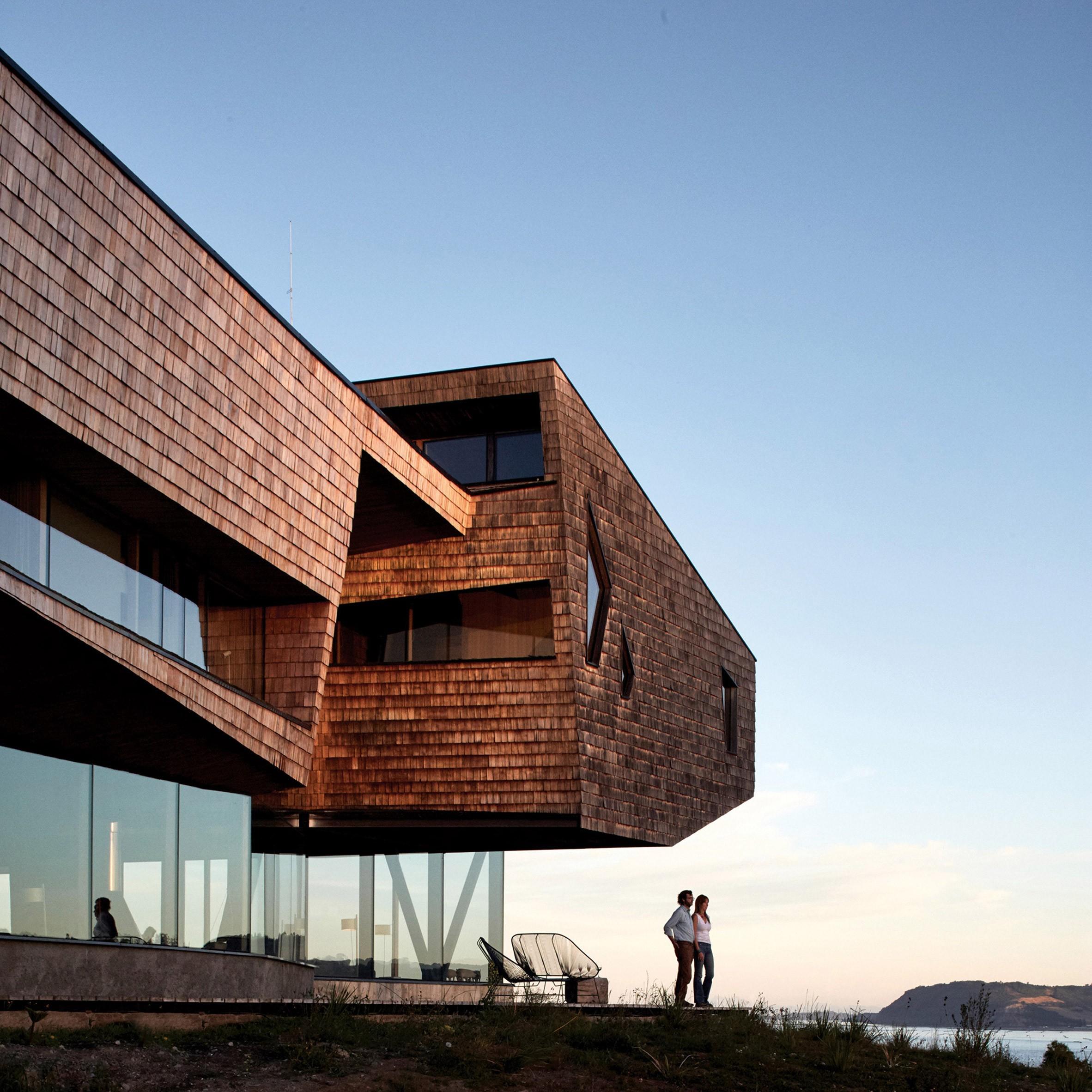 luxushotels moderne fassadengestaltung