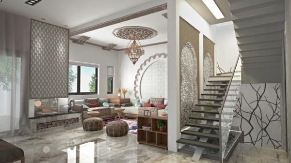 marokkanisches interieur orientalisch einrichten