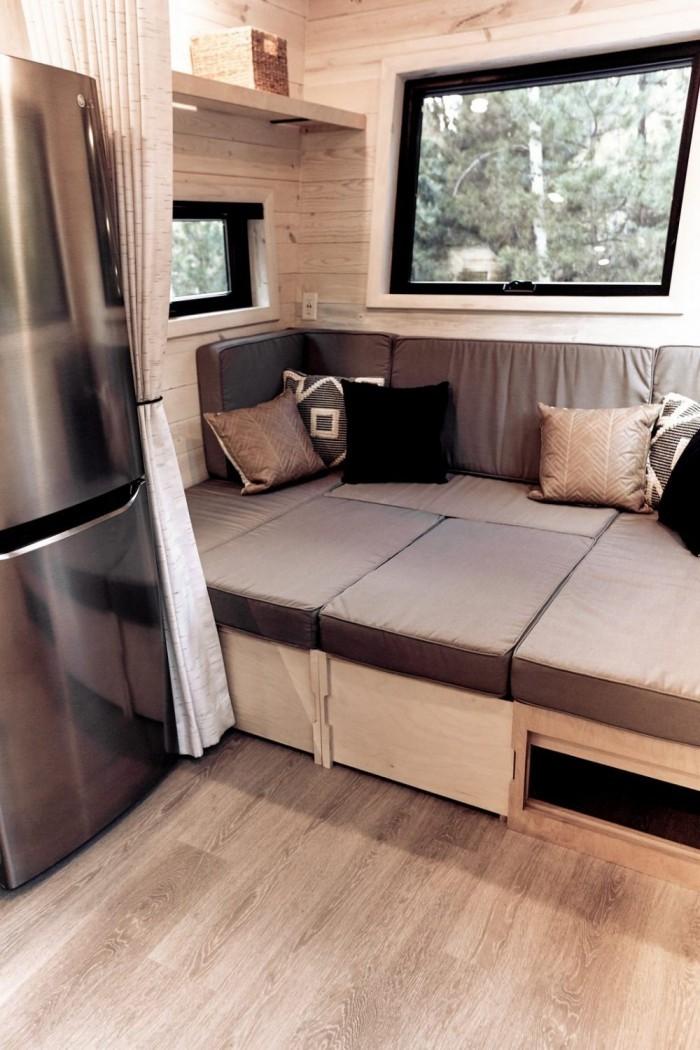 moderne architektur schlafzimmereinrichtung