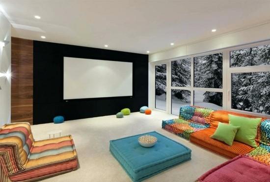 modular sofa floor cushions furnishing ideas