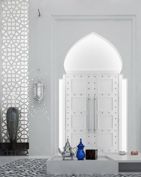 orientalisch einrichten marokkanische deko ideen