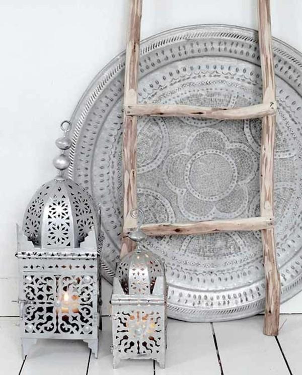 orientalisch einrichten marokkanische laternen