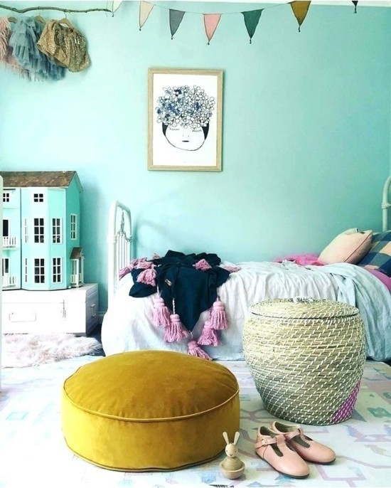round floor cushions living trend small spaces