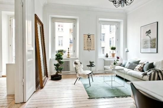50 Interior Design Ideas In The Trendy Scandi Boho Style