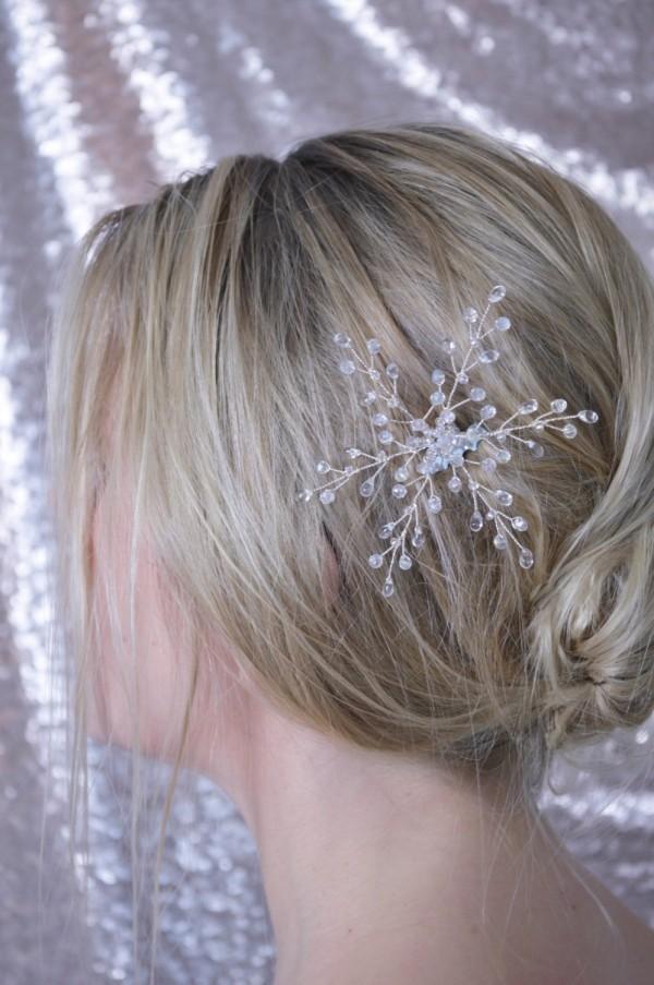 silberner stern idee schöne frisuren