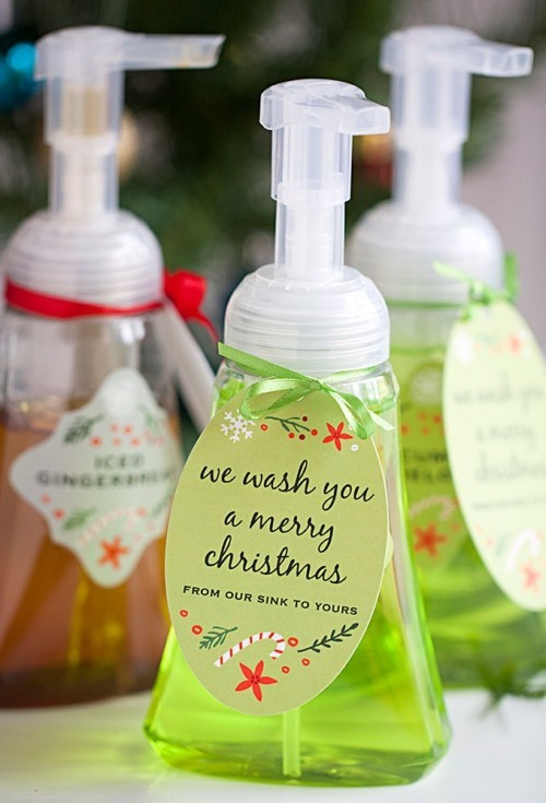 Great soap Christmas presents