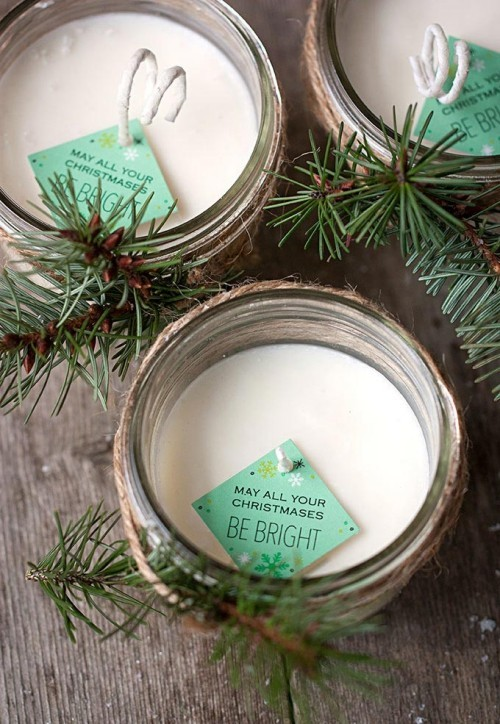 great scented candles christmas presents