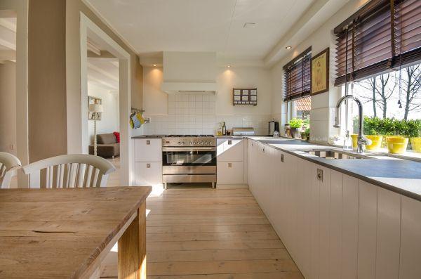 tolle ideen neutral Küchentrends