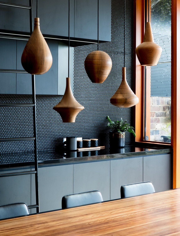 moderne inneneinrichtung am beispiel vom screen house black home. Black Bedroom Furniture Sets. Home Design Ideas