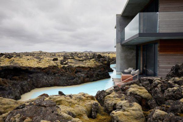 tolle naturlandschaft neben dem hotel blue lagoon