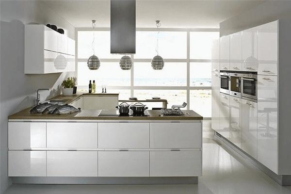 tolle raumtrennung und gestaltung Küchentrends