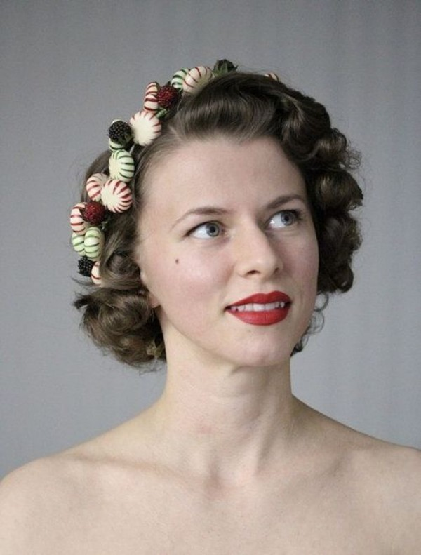 traditioneller charme schöne frisuren