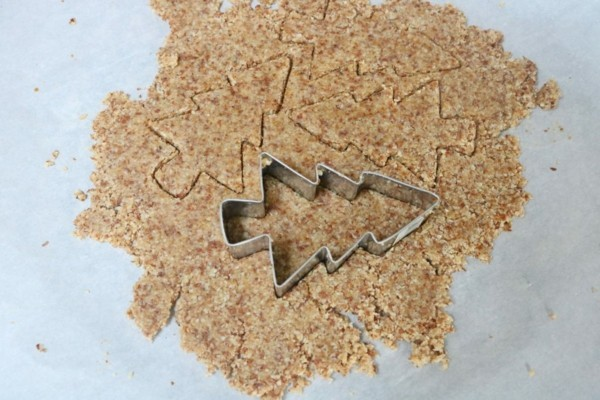vanille vegane plätzchen mit mandeln zubereiten