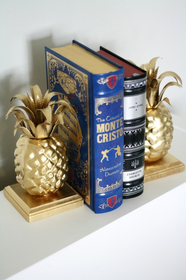 Christmas presents make books and decor