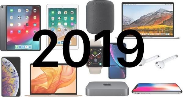 7 neue Apple Produkte, die wir in 2019 erwarten