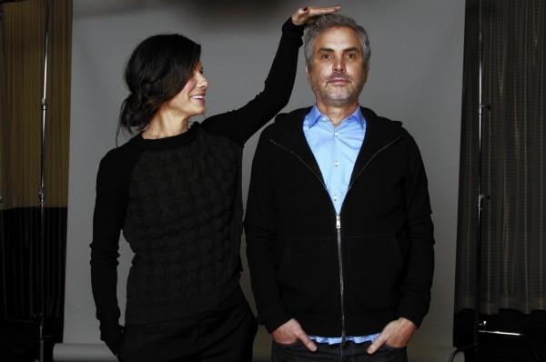 Alfonso Cuaron Reggiseur Roma Oscars 2019