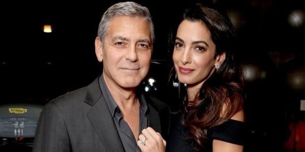 Amal und George Clooney keine Unterschiede zwischen beiden