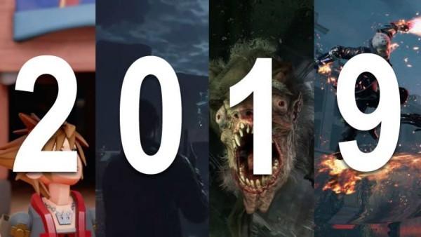 Auf diese 10 2019 Spiele werden wir uns dieses Jahr hoffentlich freuen 2019 games