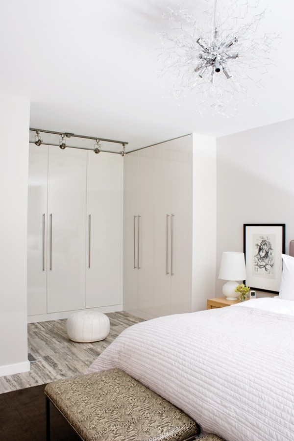 Begehbarer Kleiderschrank ein Hauch von Luxus in die eigenen vier Wände bringen