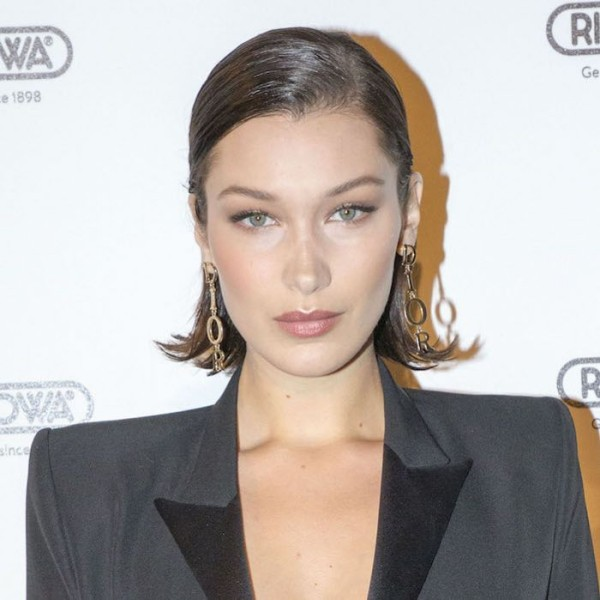 Bella Hadid Top Model Synonym zeitgenössischer Frauenschönheit