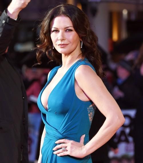 Celebrities, die im 2019 50 Jahre alt werden Catherine Zeta-Jones