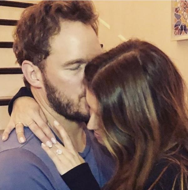 Chris Pratt und Katherine Schwarzenegger Verlobung am 13. Januar