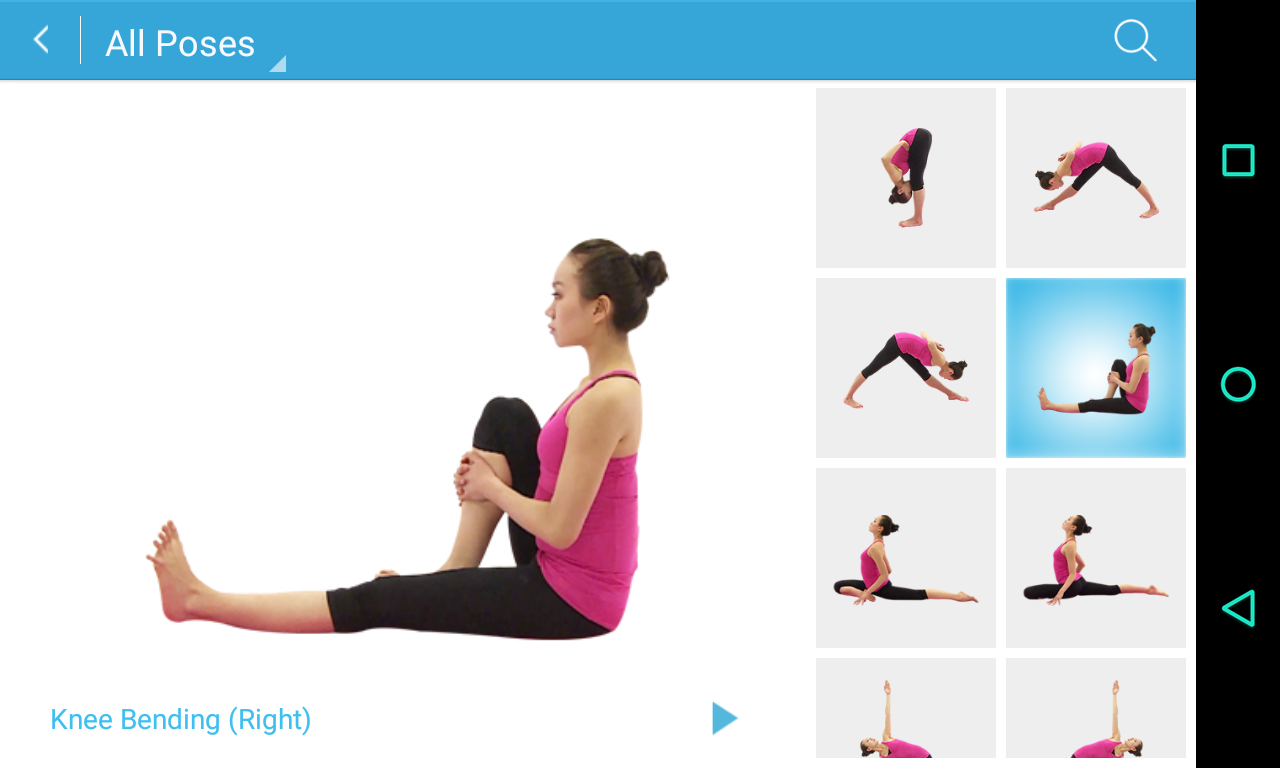 Daily Yoga sport apps