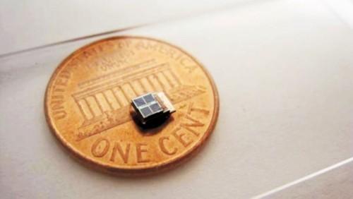 Der kleinste Computer der Welt kleiner als ein zent