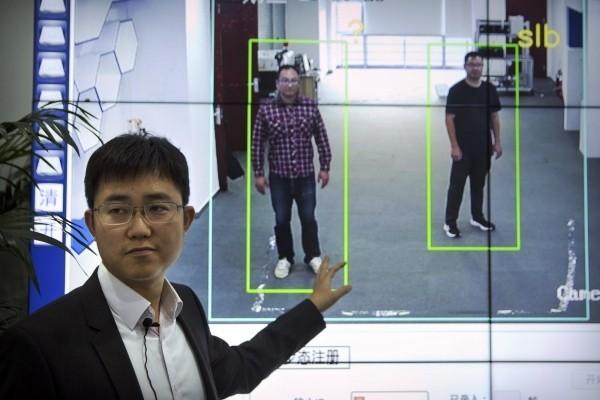 Die nächsten Smartphones werden uns am Gang erkennen die präsentation des neuen softwares