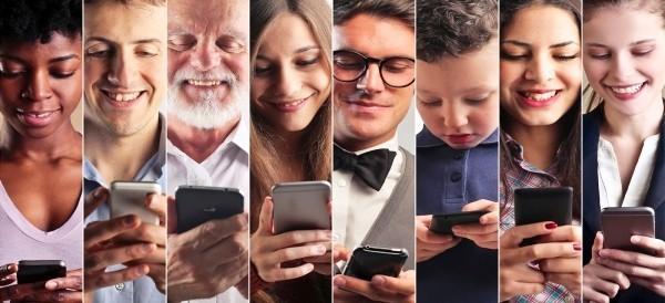 Die nächsten Smartphones werden uns am Gang erkennen ständig am handy